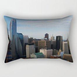 SF Skyscrapers Rectangular Pillow