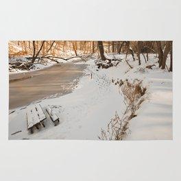 Rock Creek Winter Rug