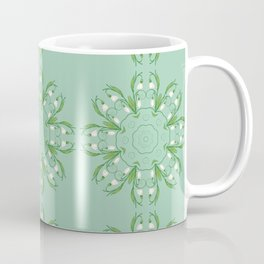 Snowdrops ornament Coffee Mug