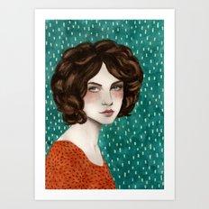 Margot Art Print