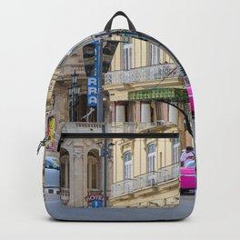 Havana Taxis Backpack