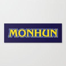MONHUN Canvas Print