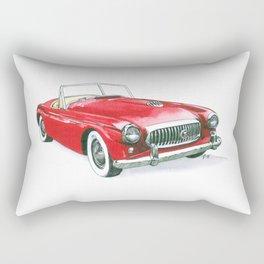 50 Nash Healey Rectangular Pillow