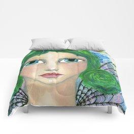 Danae Comforters