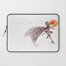 kiss of fire Laptop Sleeve