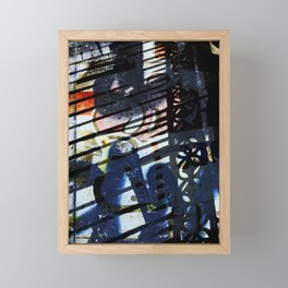 Driggs and Church Framed Mini Art Print