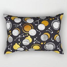 Great Total Solar Eclipse Rectangular Pillow