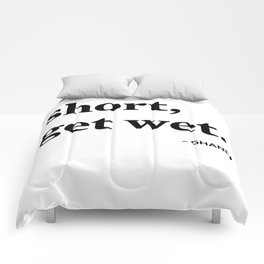 theNewerYork Unfamous Quote #1: Ghandi Comforters