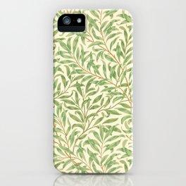 """William Morris """"Willow Bough"""" iPhone Case"""
