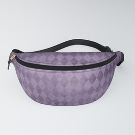 Lavender diamonds Fanny Pack