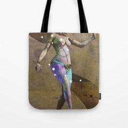 Fatale - Salomé - Gold Tote Bag