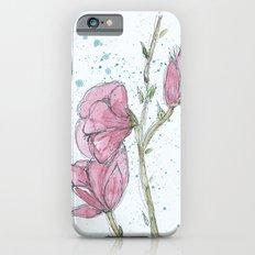 Magnolia #2 Slim Case iPhone 6s
