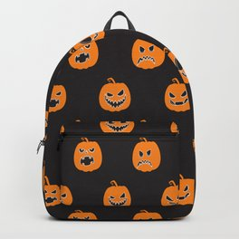 Halloween Pumpkin Backpack