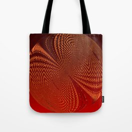 BRASS DRAGON Tote Bag