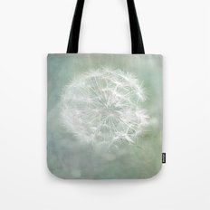 Seed Head with Texture Tote Bag