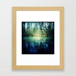 Enchantment of Everaft Framed Art Print