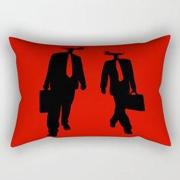 UNDER CONTROL Rectangular Pillow