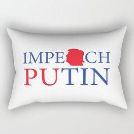 Impeach Putin Rectangular Pillow