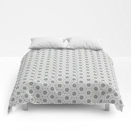 Geometric Pattern Light Comforters