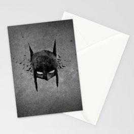 The bat guy Stationery Cards