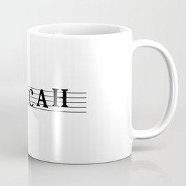 Name Micah Coffee Mug