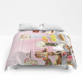 Pastry Party  Comforters