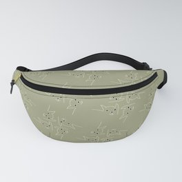 Catty Corners Fanny Pack