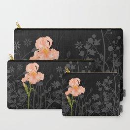 Iris Orange Carry-All Pouch