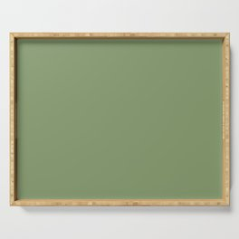 SAGE GREEN Serving Tray