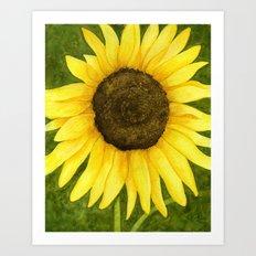 Sunshine On A Stick Art Print