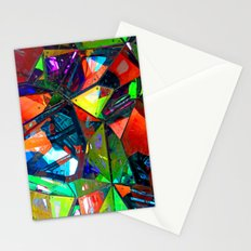 Jagged Little Morning Stationery Cards
