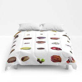 Chocoholic Comforters