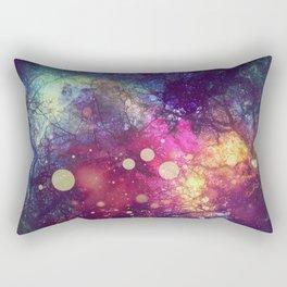 The Universe Behind Rectangular Pillow