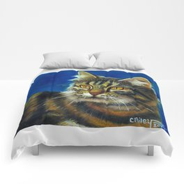 Catty Comforters