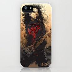 Tom Araya Slim Case iPhone (5, 5s)