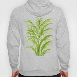 Lime Palms Hoody