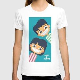 Love & Humor T-shirt