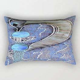 Dolphin Vision tetkaART Rectangular Pillow