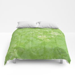 Grape nature-Cool colors Fashion Comforters