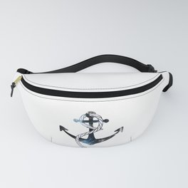 Ships Anchor Fanny Pack