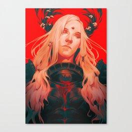 Zenos Yae Galvus: Hemlock Canvas Print