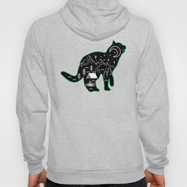 Mountains Cats Hoody