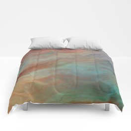 The Heart Feels What the Heart Feels: Abstract Comforters