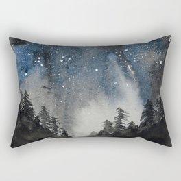 Wilderness Sky Rectangular Pillow