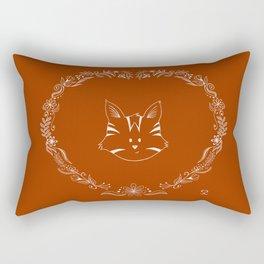 Oliver Flourish Rectangular Pillow