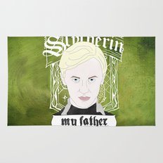 Draco Malfoy from Harry Potter  Rug