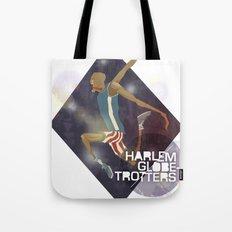 Harlem Globetrotters Tote Bag