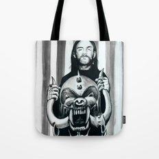 Motorhead Tote Bag