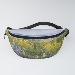 Waterton Wildflowers Fanny Pack