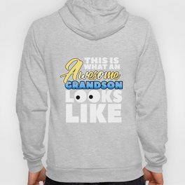Relatives Family Kinship Ancestry Household Love Bloodline Ancestry Awesome Grandson Gift Hoody
